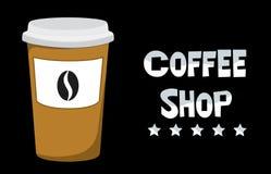 Coffee shop Stock Photo