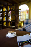 Coffee shops Royalty Free Stock Images
