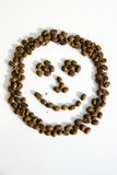 Coffee Smile Stock Photos