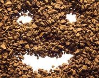 Coffee smile Royalty Free Stock Image