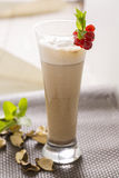 Coffee Smoothie Stock Photography