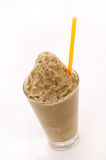 Coffee Smoothie Royalty Free Stock Photography