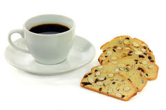 Coffee and Snack. Stock Photography