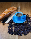 Coffee Snack Stock Photos