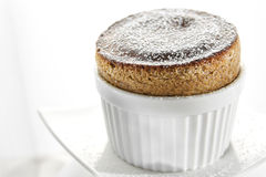 Coffee Souffle Stock Photography