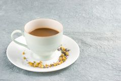 Coffee on special background Royalty Free Stock Photo