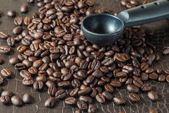 Coffee Spoon Stock Images