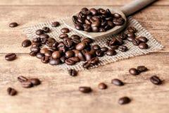 Coffee spoon Royalty Free Stock Photo