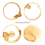 Coffee Stain Stock Photos