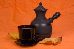 Coffee still life Royalty Free Stock Photos