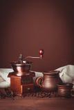 Coffee still life Royalty Free Stock Image