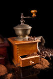 Coffee stilll life. Stock Photography