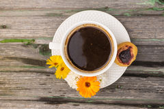 Coffee. A subject food and drinks Royalty Free Stock Images
