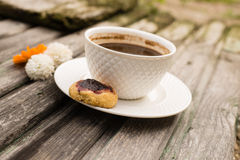Coffee. A subject food and drinks Stock Image