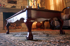 Coffee Table. Coffe table in a livingroom Royalty Free Stock Photos