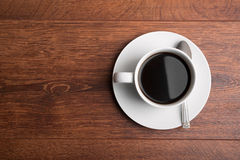 Coffee on the table. Delicious coffee on the table Stock Photo