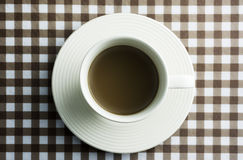 Coffee on table. Royalty Free Stock Photos