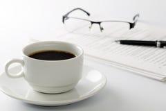 Coffee talk Royalty Free Stock Photos