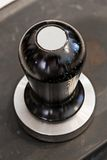 Coffee tamper Stock Photography