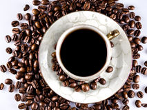 Coffee Taste Royalty Free Stock Image