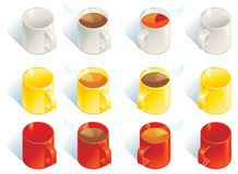 Coffee and tea Stock Image
