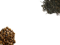 Coffee and tea Royalty Free Stock Photography