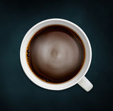 Coffee and tea close-up image Stock Photos