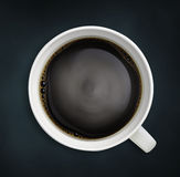 Coffee and tea close-up image Stock Images