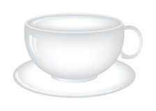 Coffee (tea) cup Stock Photos