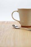Coffee and tea mug Stock Images