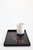 Coffee and tea mug Stock Photo