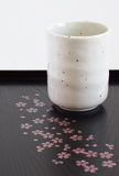 Coffee and tea mug Stock Image