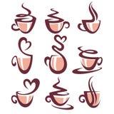 Coffee and tea Stock Image