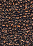 Coffee texture. High quality texture of coffee Stock Photos