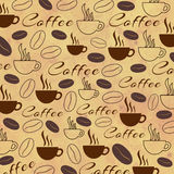 Coffee Texture Grunge Background Royalty Free Stock Image