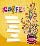 Coffee theme Background Stock Photos