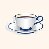Coffee theme elements vector,eps Royalty Free Stock Photos