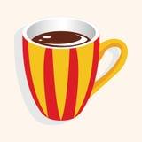 Coffee theme elements vector,eps Stock Photos