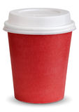 Coffee in thermo cup Stock Photography