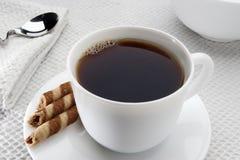 Coffee time. Or break setting Royalty Free Stock Photo