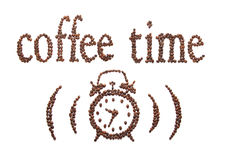 Coffee time Royalty Free Stock Photo