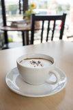 Coffee time in the afternoon Royalty Free Stock Photography