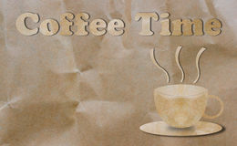 Coffee Time, Break Time Concept Royalty Free Stock Photography