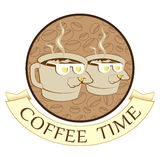 Coffee time, coffee break Stock Photography