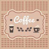 Coffee time concept Royalty Free Stock Photo