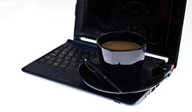 Coffee time at office. Royalty Free Stock Photography