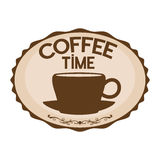 Coffee time. Royalty Free Stock Photography