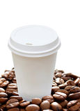 Coffee to go Royalty Free Stock Photo