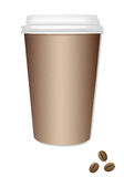 Coffee To Go Stock Image