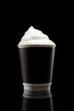 Coffee to go cup Royalty Free Stock Photos